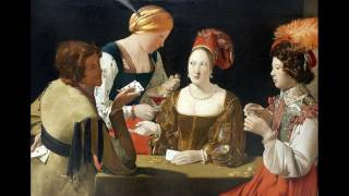 Le Tricheur à l'as de carreau - Georges de la Tour