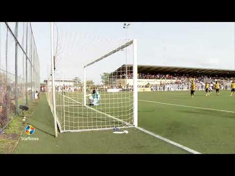 Footy-GHANA.com :: Match Highlights: WAFA SC 1-1 AshantiGold | #GHPLwk8