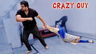CRAZY GUY | दोस्त ने दोस्त की ही बीबी के साथ....? |Full Entertainment | Firoj Chaudhary