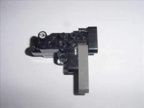 Lego Pocket Pistol Instructions Youtube