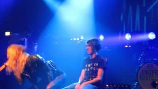 "Jennifer Rostock ""Irgendwo anders"" München Backstage 12.03.2012"