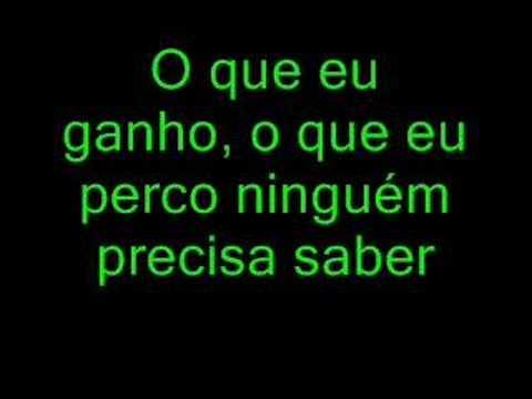 Apenas Mais Uma de Amor - Lulu Santos (com legenda)