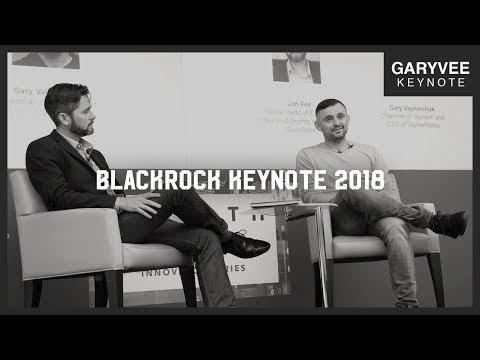 Why the Internet & the Blockchain Will Kill Middlemen | Blackrock Keynote 2018