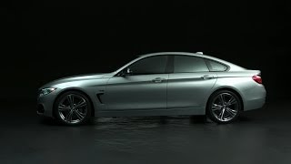 The first-ever BMW 4 Series Gran Coupé. Product substance. thumbnail