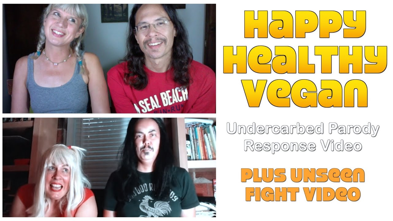 Undercarbed HHV Parody RESPONSE + Unseen Fight Video