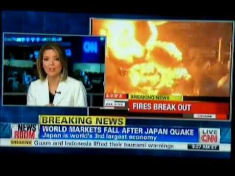CNN BREAKING NEWS!! Tsunami Threatens U.S. Crescent City ... - photo#43