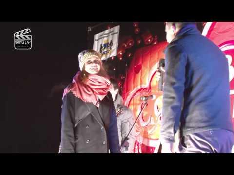 Общегородской запуск фонариков Тюмень - Cамый массовый флешмоб ФМ2013