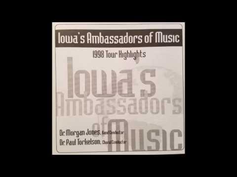 Iowa Ambassadors of Music 1998 Tour Highlights