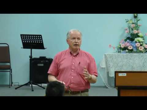 EPS 2016 Lecture 1 of 4 : D.A. Carson - Bible Handling Skill (Book of Jeremiah)