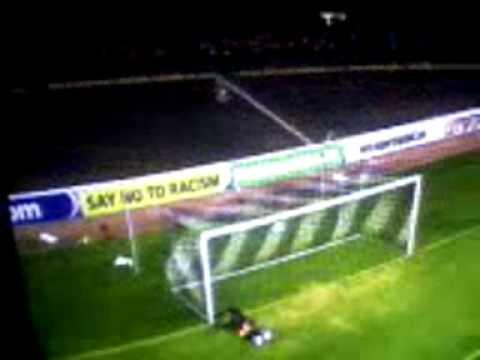 Freekick  Pernia-Atletico Madrid Fifa09