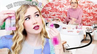 Mixing ALL My Makeup Together & Doing A Full Face With ALL OF IT !!