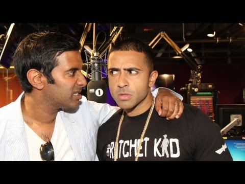 Jay Sean gets an unexpected surprise...!