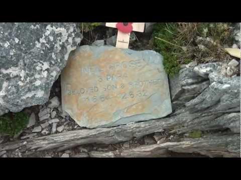 Mount Longdon in the Falkland Islands (2012 video)