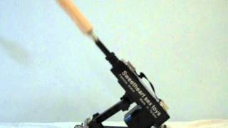 Machine gun sex toy.