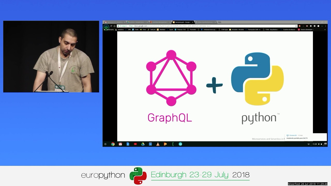 Image from Microservices and Serverless in Python projects