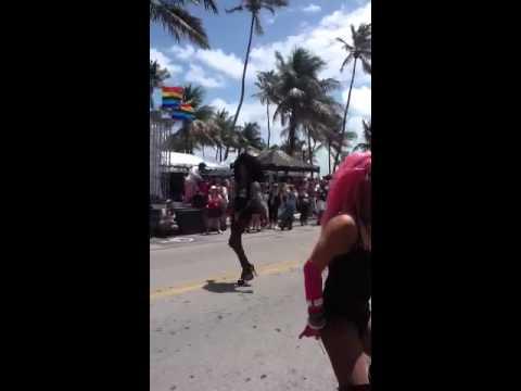 MIAMI BEACH GAY PRIDE 2012 PALACE