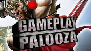 Gameplay Palooza - Nintendo Wii - Tournament of Legends Gameplay