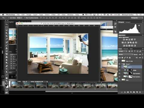 Retouching Tip: Windows in Real Estate Photography