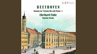 Sonata for Violoncello and Piano in A Major, Op. 69: III. Adagio cantabile. Allegro vivace
