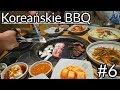 Seul 💡 Iluminacje uliczne 🦐 Koreański Street Food i tradycyjne BBQ 🍖 Żegnamy Seul witamy Tokio 🗼 #6