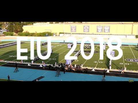 Granite City Marching Warriors at EIU 2018