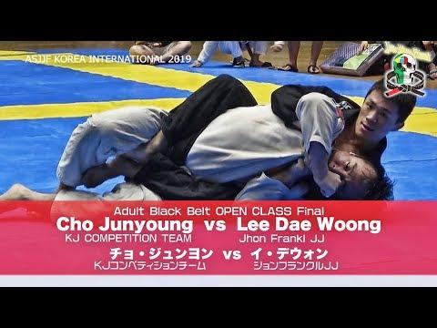 Jiu Jitsu Priest #377 ASJJF KOREA INTERNATIONAL 2019【ブラジリアン柔術専門番組 柔術プリースト】