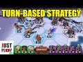 Warlords - Turn Based Strategy Gameplay (Android / iOS)