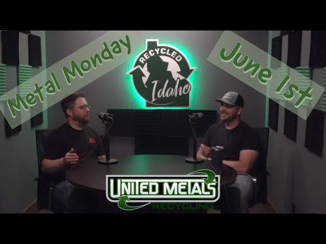 MetalMonday with Nick and Brett, June 1st