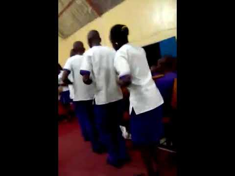 Ovanyasha Twahangana Anglican Youth Choir