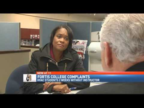 HVAC Students Say College Cheating them of Education