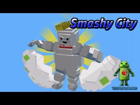Smashy City (iOS/Android) Gameplay HD