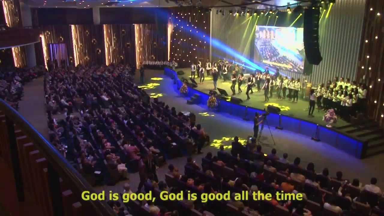 GOD IS GOOD at GBI MEKAR WANGI ( STAIRWAY FROW HEAVEN