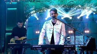 Вечерний Ургант - Музыкальный гость -Tesla Boy - Nothing (22.12.2015)