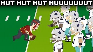 The 25 Greatest South Park Athlete Parodies Of All Time