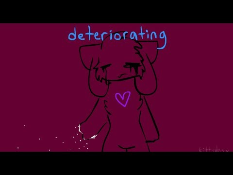 kittydog - deteriorating