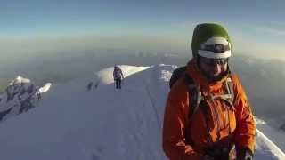 ASCENSION MONTBLANC 4810 MTS 23 JUNY 2014