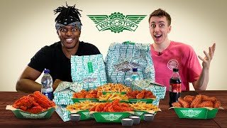 A Very Personal Mukbang With KSI