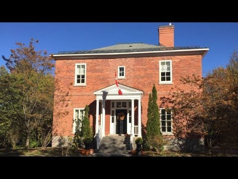 Trudeau family meals being delivered from 24 Sussex to Rideau Cottage