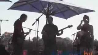 Újkút HK - Lion (liberation riddim) Live at Reggae Beach, Aranypart, Győr