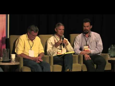 "Panel Discussion ""Dealing With Drought"" at Artisans of the Grasslands"
