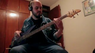 Bass Cover: Suicide messiah by Black Label Society