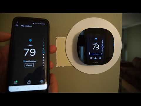 ecoBee3 Lite Smart Thermostat - In-depth demo and review