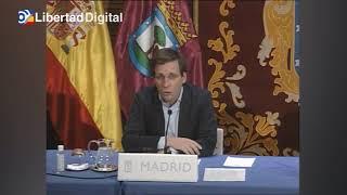 Almeida informa de que Madrid ha sufrido daños por valor de 1.398 millones por el temporal