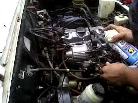 Seting Karbu Mitsubishi Kuda Di Jimny