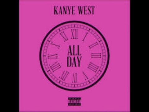 Kayne West - All Day (Bass Boosted)