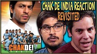 Chak De India REVISITED - Episode 1   Trailer Reaction