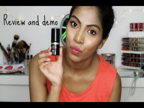 Makeup Forever HD stick foundation Review + Demo ♡ 173=Y445 Tan- Indian skin | Shuanabeauty