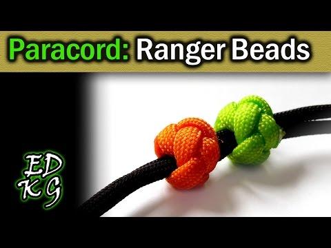 Paracord - Hur man gör ett praktiskt draglås