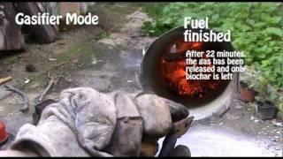 Rocket/Gasifier Stove