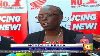 Honda launches new motorbike #TheBigQuestion